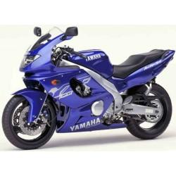 Yamaha 600 YZF Thundercat de 1996 à 2003