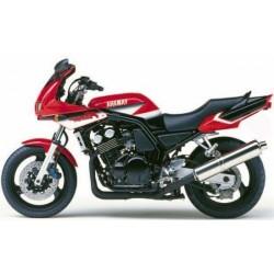 Yamaha 600 Fazer de 1998 à 2001
