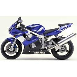 Yamaha R6 de 1998 à 2002