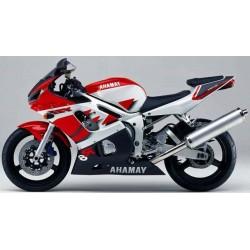 Yamaha R6 de 2003 à 2005
