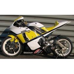 Yamaha R6 de 2006 à 2007 Réplica M1