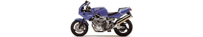 Carénages en polyester pour Yamaha 850 TRX de 1995 à 1999, tête de fourche coupe origine