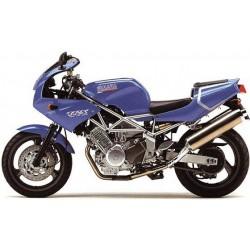 Yamaha 850 TRX de 1995 à 1999