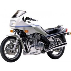 Yamaha XJ 600 / 650 / 900 (phare rectangulaire)