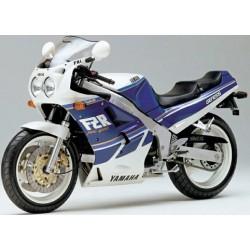 Yamaha 1000 FZR Genesis de 1987 à 1988