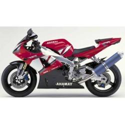 Yamaha 1000 R1 de 2000 à 2001