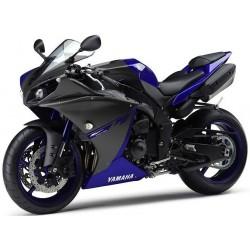 Yamaha 1000 R1 de 2009 à 2014