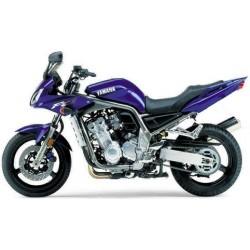 Yamaha 1000 Fazer de 2001 à 2005