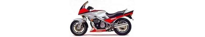 Carénages pour Yamaha FJ 1100 de 1984 à 1997, tête de fourche, garde boue avant, sabot moteur