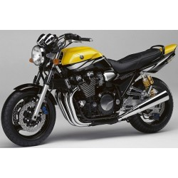 Yamaha 1200 / 1300 XJR de 1995 à 2014