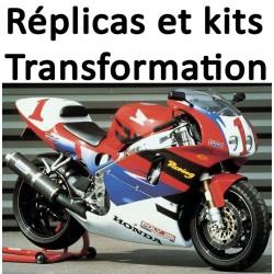 Réplicas et kits transformation