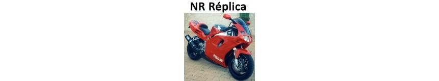 Transformer votre CBR 900 RR de 1992 à 1999 en Honda NR Réplica, carén