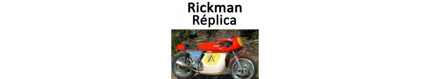 Rickman Réplica, adaptable sur de nombreuses préparations, voir les cô