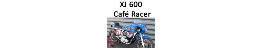 Transformer votre Yamaha XJ 600 1984 à 1991 en café Racer, tête de fou