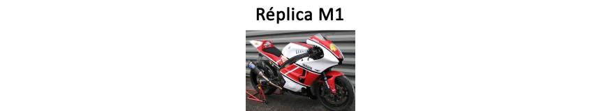 Transformer votre Yamaha R6 de 2006 à 2007 ou R1 de 2009 à 2014 en M1
