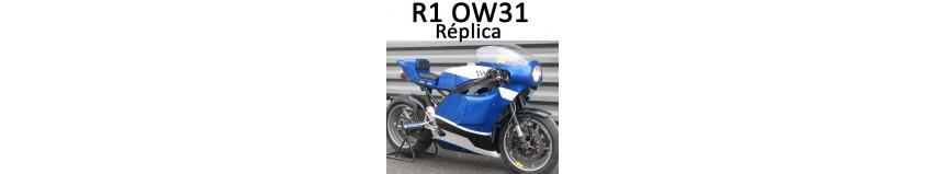 Transformer votre Yamaha R1 2009 à 2014 en Réplica OW31, carénage, coq
