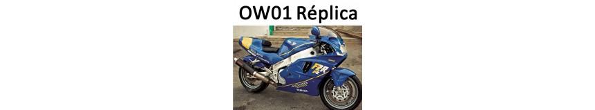 Transformer votre FZR 750/1000, Exup en réplica OW01 Endurance, caréna